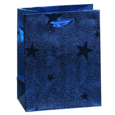 505-085 Пакет подарочный бумажный, 11,5х14,5х6,5 см, 8 цветов