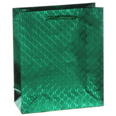 505-086 Пакет подарочный бумажный, 18х21хх7,5 см, 8 цветов