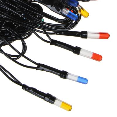 362-092 Гирлянда электрическая сетка СНОУ БУМ 144 LED, новый мульти, 1,6x1,6 м, 8 режимов, 220В