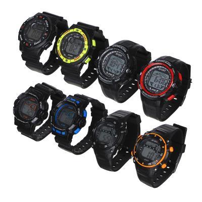 349-562 BERIOTTI Часы электронные, 4 дизайна, тип батарейки 2032, ЧН2019-5