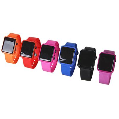 349-567 BERIOTTI Часы электронные, 4-6 цветов, тип батареек 2хAG10, ЧН2019-10