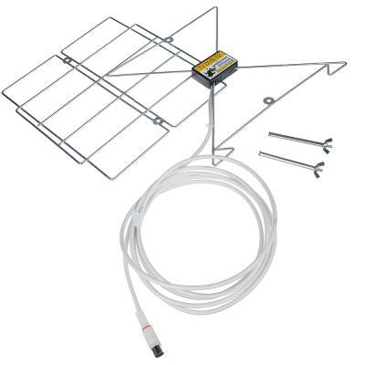 282-104 Антенна цифровая для приема цифрового телевидения стандарта DVB-T2