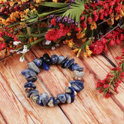 349-578 BERIOTTI Стихия Земля Браслет из натурального камня, р-р универсальный, d=18,5см, 2 цвета