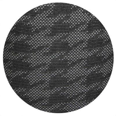 048-019 Колготки капроновые 20DEN с рисунком пье-де-пуль, 90% полиамид, 10% эластан, р-р S/M, L/XL