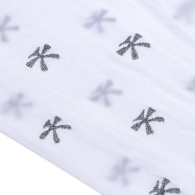 048-022 Колготки детские с декором, 85% нейлон, 15% спандекс, 3 р-ра, 2 цвета
