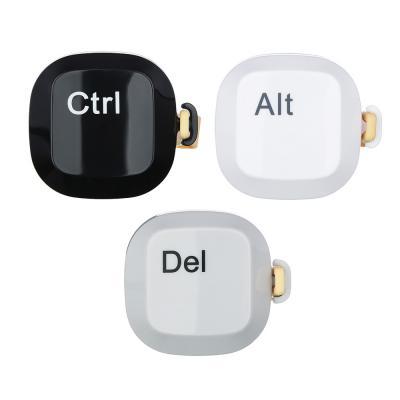 """841-812 Термокружка SATOSHI """"Ctrl+Alt+Del"""", 450мл, нерж.сталь, 3 цвета"""