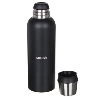 841-817 Термос SATOSHI К2 для напитков, 1 л, нержавеющая сталь