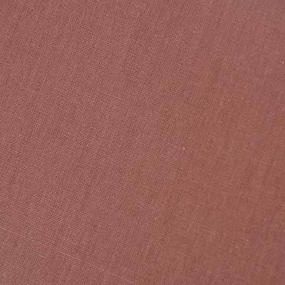 432-029 Простыня 2,0 PROVANCE, 180х220 см, хлопок, бежевый/шоколад