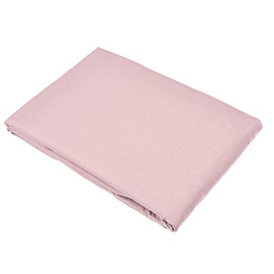 432-036 Простыня 1,5 PROVANCE, 150х220 см, хлопок, графит/нежно-розовый