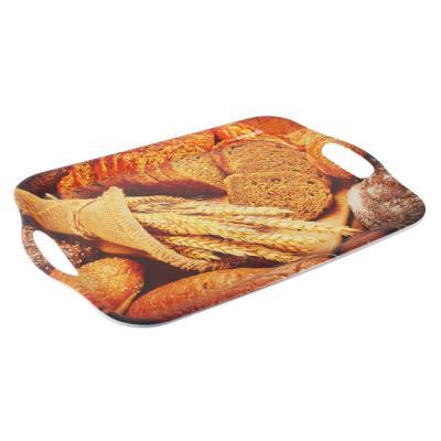 862-404 VETTA Хлеб Поднос, пластик, 41х29,5х2см