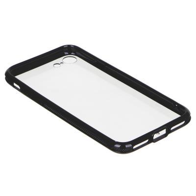 325-233 Чехол защитный для телефона прозрачный, пластик, 4 модели, 5 цветов, ЧМ19-3