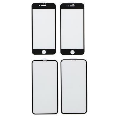 325-234 Стекло защитное для телефона с рамкой, 4 модели