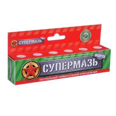 """832-035 Крем-бальзам натуральный универсальный """"Супер мазь"""", 50мл"""