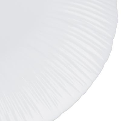 838-057 Bormioli Coconut Тарелка десертная, 21 см, стекло