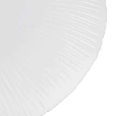 838-059 Bormioli Coconut Тарелка обеденная, 27см, стекло