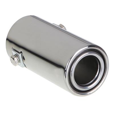 786-033 NEW GALAXY Насадка на глушитель d=51 мм, длина 105 мм, металл ET-1051