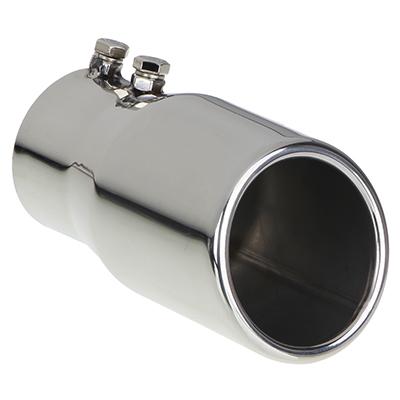 786-036 NEW GALAXY Насадка на глушитель d=51 мм, длина 120 мм, металл ET-1251