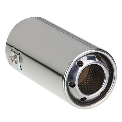 786-037 NEW GALAXY Насадка на глушитель d=63 мм, длина 120 мм, металл ET-1263