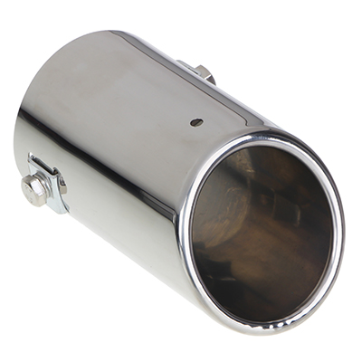 786-042 NEW GALAXY Насадка на глушитель d=76 мм, длина 120 мм, металл ET-1276