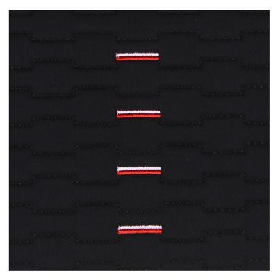 798-070 NEW GALAXY Авточехол на 1 сиденье, 2 предмета, полиэстер, PVC, черный