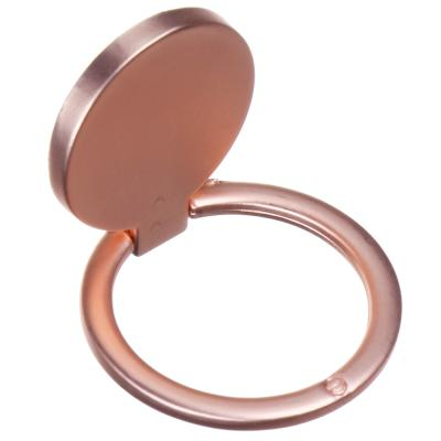 470-061 Кольцо-держатель для телефона FORZA 4 цвета, металл, матовый