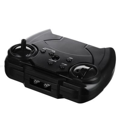 293-043 ИГРОЛЕНД Вертолет радиоуправляемый, 3,5 канала, гироскоп, АКБ, ЗУ, пласт., 43х16,5х7,4см, 4 цвета