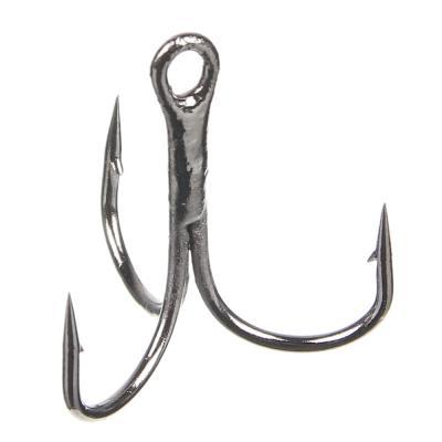 125-084 AZOR FISHING Набор крючков тройников 5 шт № 4, 6, 2 вида
