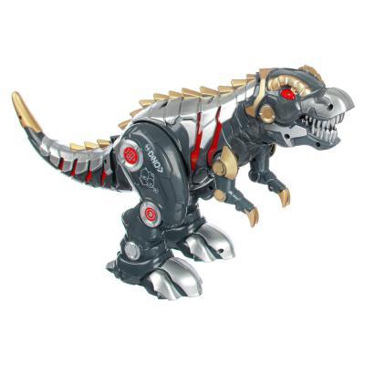 293-049 ИГРОЛЕНД Робот-динозавр на пульте упр., ИК, свет, звук, движ., 5ААА, пластик, 33х17х30см