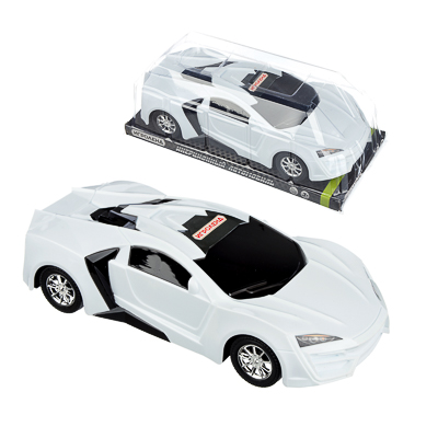 292-191 ИГРОЛЕНД Машина седан, инерция, пластик, 28,5х12,5х6,5-7,5 см, 3 цвета