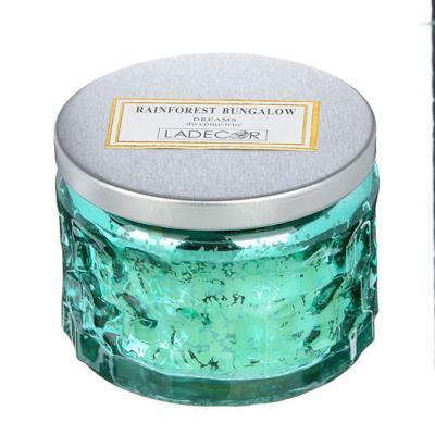 508-613 LA DECOR Свеча ароматизированная в стекле, 6 видов, 7,5x5,1см