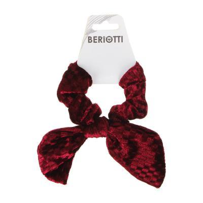 322-218 Резинка для волос BERIOTTI, d.8 см, 3-6 цветов
