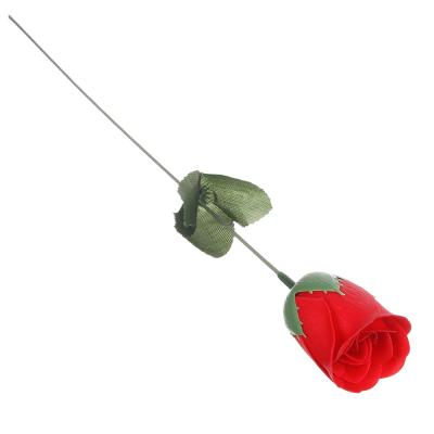 412-041 LADECOR Лепестки мыльные в форме розы, 30-34 см, 2 цвета