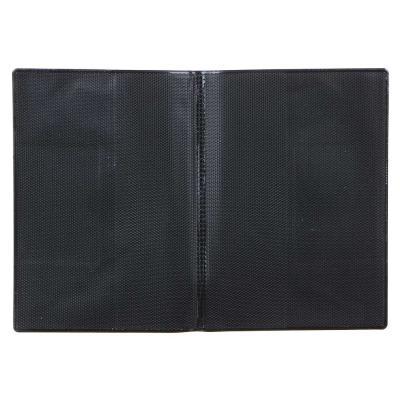 334-108 PAVO Обложка для паспорта ПВХ, 13,7х9,6см, 5-10 дизайнов, ОД19-01