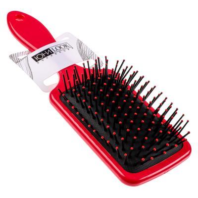356-831 ЮниLook Расческа массажная 3D, пластик, 21,7х6,8см, 4-6 дизайнов
