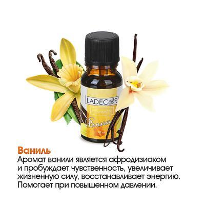 536-320 LADECOR Аромамасло 10мл, Y10A ,12 ароматов