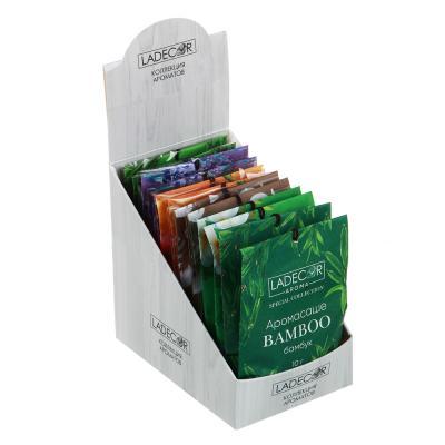 425-172 LADECOR Аромасаше 10гр, 6 ароматов
