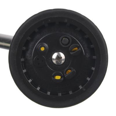 161-014 INBLOOM Пистолет-разбрызгиватель штанга 44см, 9 режимов, ABS, алюминий