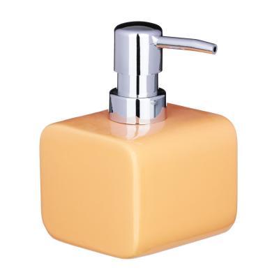 """463-924 VETTA Дозатор для жидкого мыла, """"Орнамент"""", керамика, 2 цвета"""