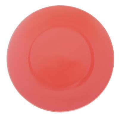 824-383 Глянец Тарелка десертная, 20х2,3см, керамика, 3 цвета