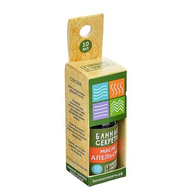 """364-226 Масло для бани и сауны """"Апельсин"""", 10 мл, и/у"""
