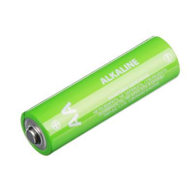 "917-071 Батарейки Первая цена 4 шт ""Alkaline"" щелочные, тип AA (LR6), блистер"