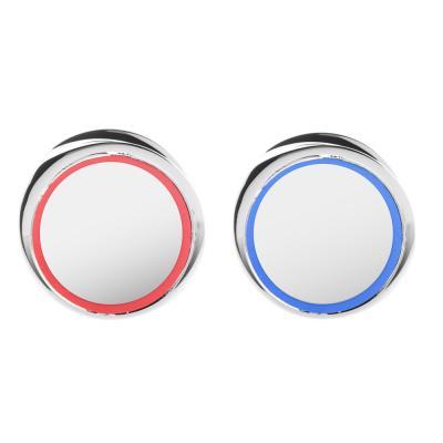565-092 Ручка для смесителя, круглая, под квадрат, металл