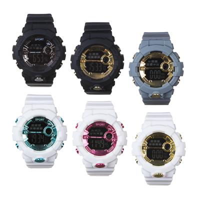 349-590 BERIOTTI Часы электронные, 4-6 цветов, тип батарейки 2016, ЧН2020-7