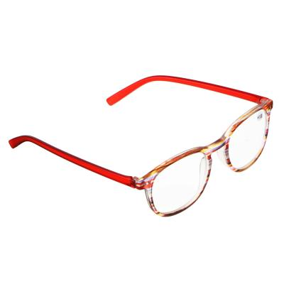 349-595 BERIOTTI Очки корригирующие, с чехлом, пластик,стекло,полиэстер, 6 диоптрий, 13,7х4см, ОК20-4