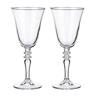 """878-428 PASABAHCE Набор бокалов 2шт для вина, 245мл, """"Винтаж"""", 440184B"""