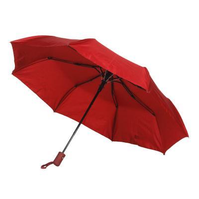 302-328 Зонт универсальный, полуавтомат, полиэстер, сплав, 55см, 8 спиц, 5 цветов