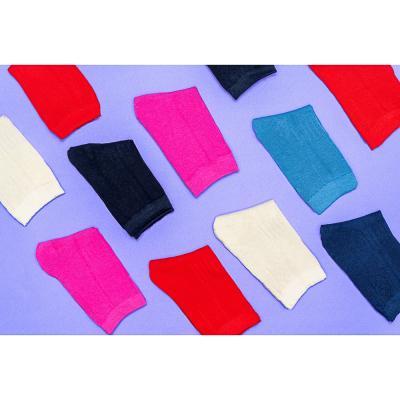019-089 Носки подростковые, 85% хлопок, 15% полиамид, р-р 23-25, 6 цветов, НП20-1