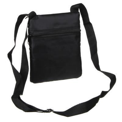 325-239 PAVO Сумка для документов, полиэстер, 22,5х20см, цвет черный