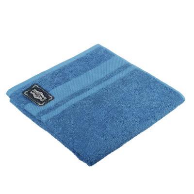 484-933 PROVANCE Наоми Полотенце махровое, 100% хлопок, 70х130см, 360гр/м, синий