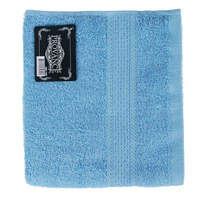 489-198 PROVANCE Наоми Полотенце махровое, 100% хлопок, 50х90см, 360гр/м, нежно-голубой